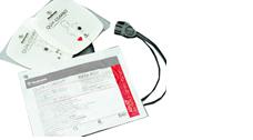 Еднократни електроди за дефибрилатор LP500 AED